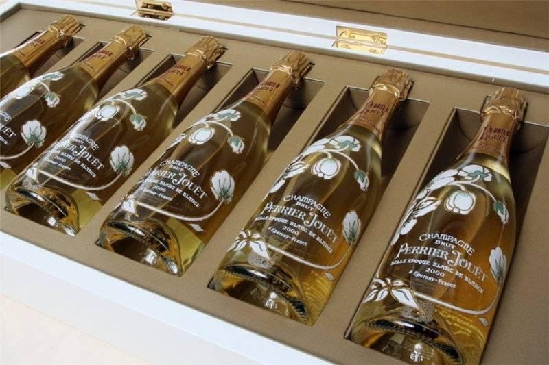 Сколько бутылок в ящике шампанского?