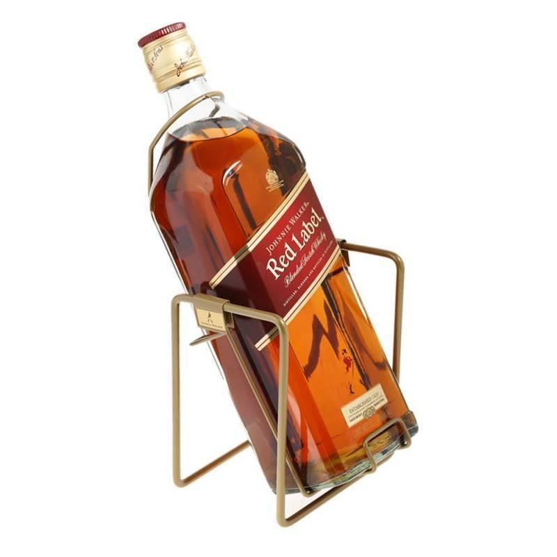 """Виски """"джонни уокер ред лейбл"""": состав, послевкусие и отзывы"""