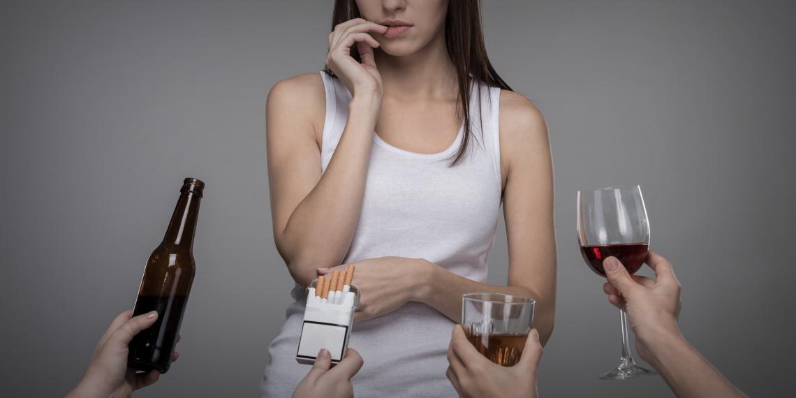 Снятие стресса алкоголем: почему он на самом деле не поможет