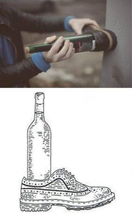 Как открыть вино без штопора + 10 незаменимых способов и видео
