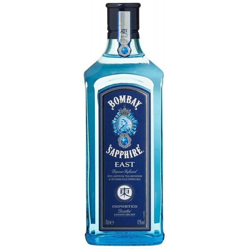С чем пить джин бомбей