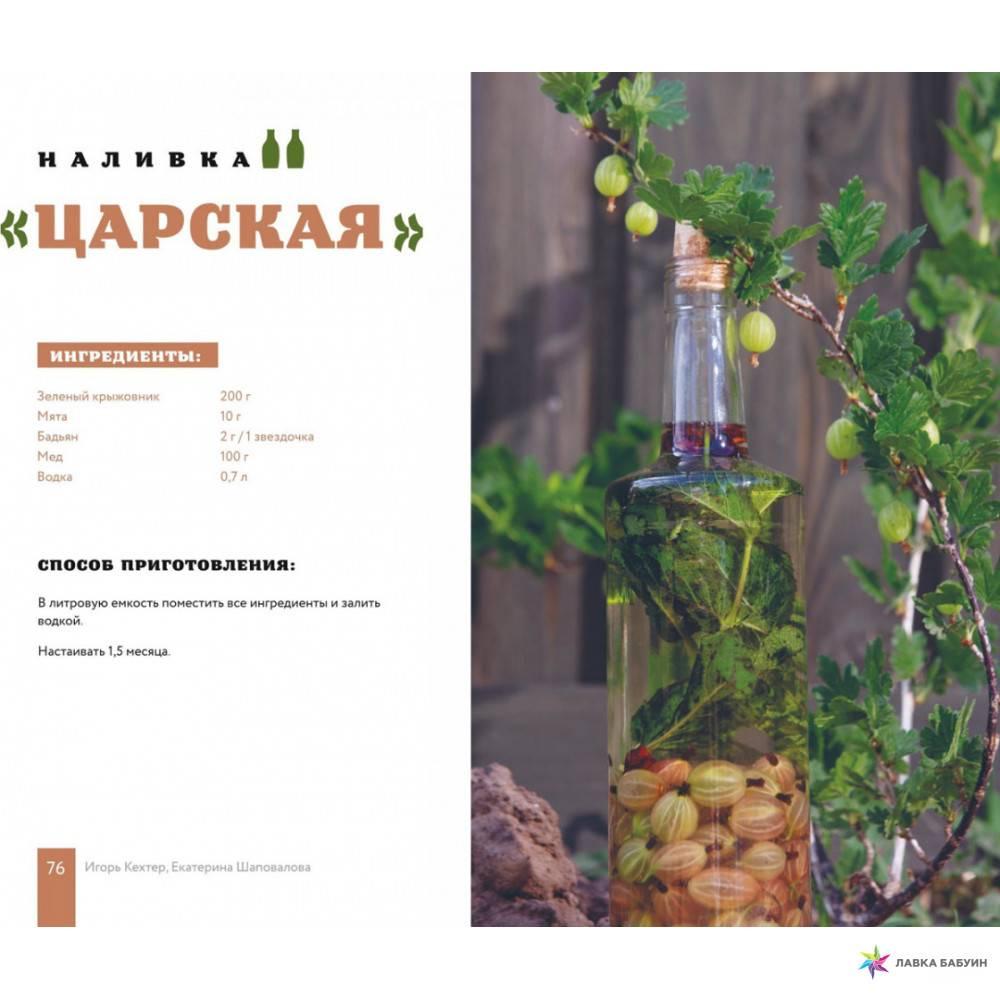 Настойки на водке — рецепты на поварёнок.ру