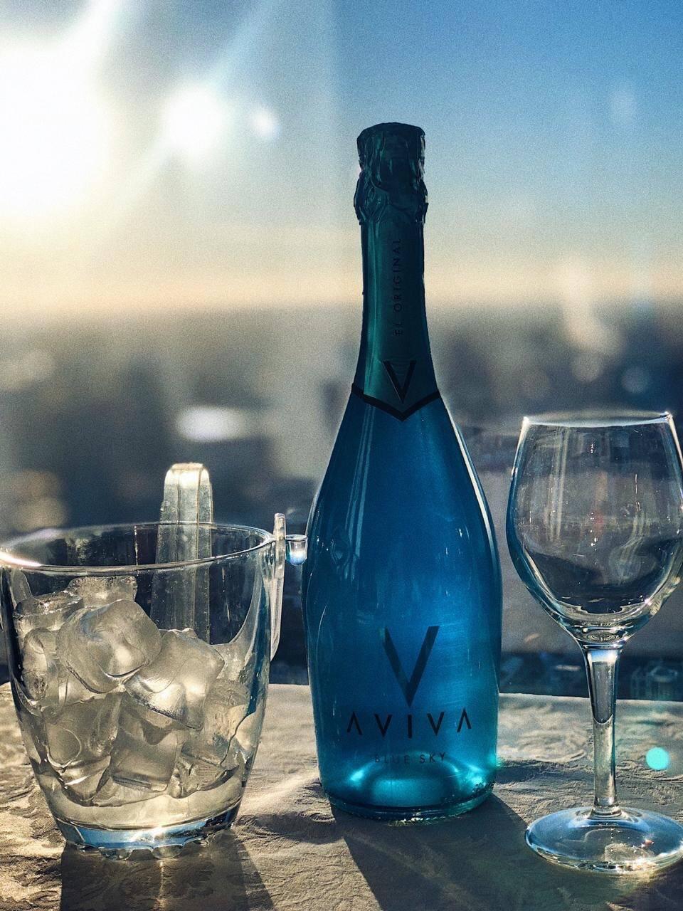 Перламутровое шампанское: блестящее, игристое, цветное вино с блестками, описание и состав aviva