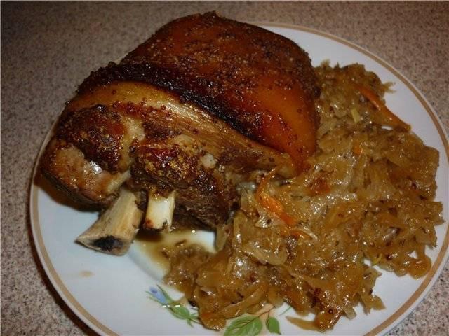 Как вкусно приготовить рульку свиную в духовке: 4 самых сочных рецепта