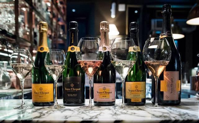 Французское шампанское и его особенности