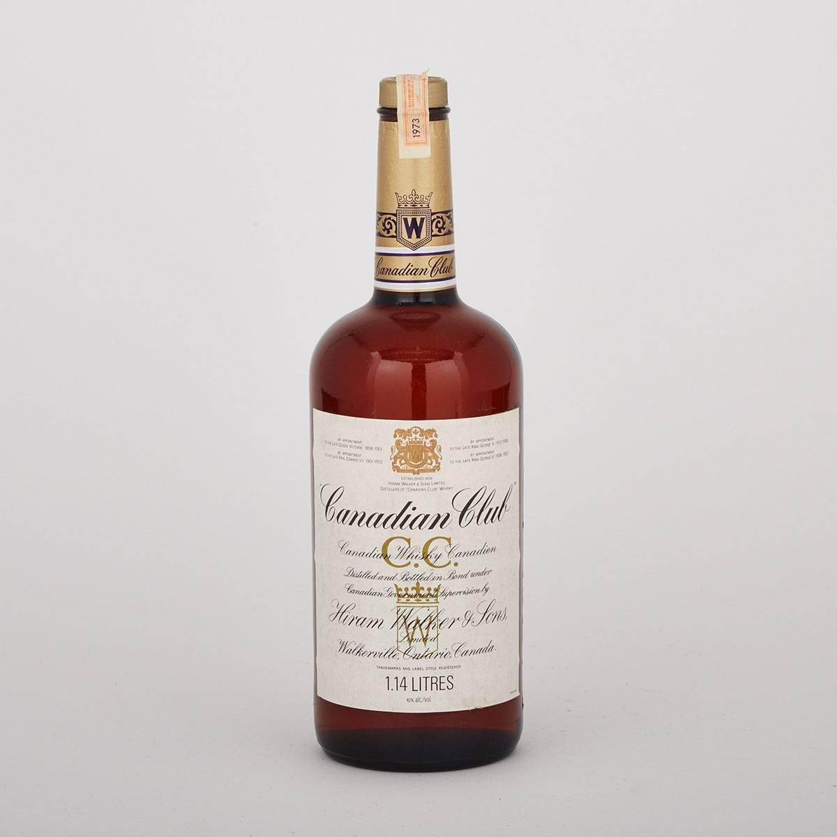 Canadian club – премиальный виски из канады
