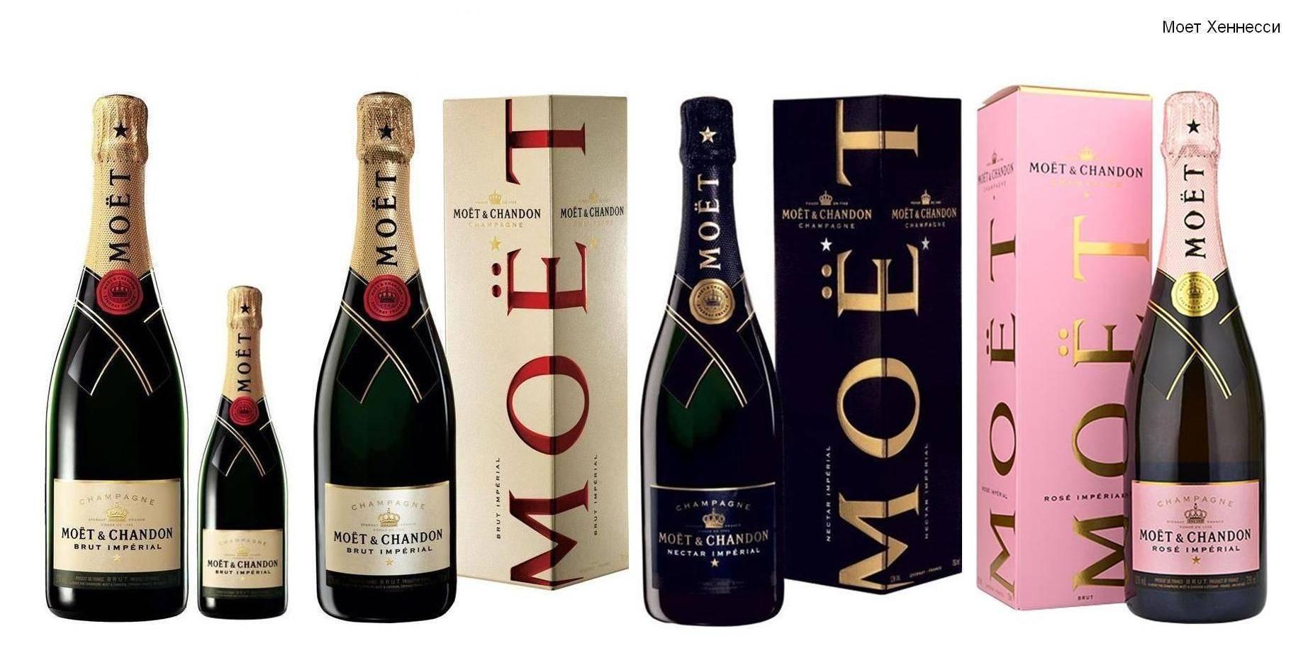 Шампанское моет и его особенности
