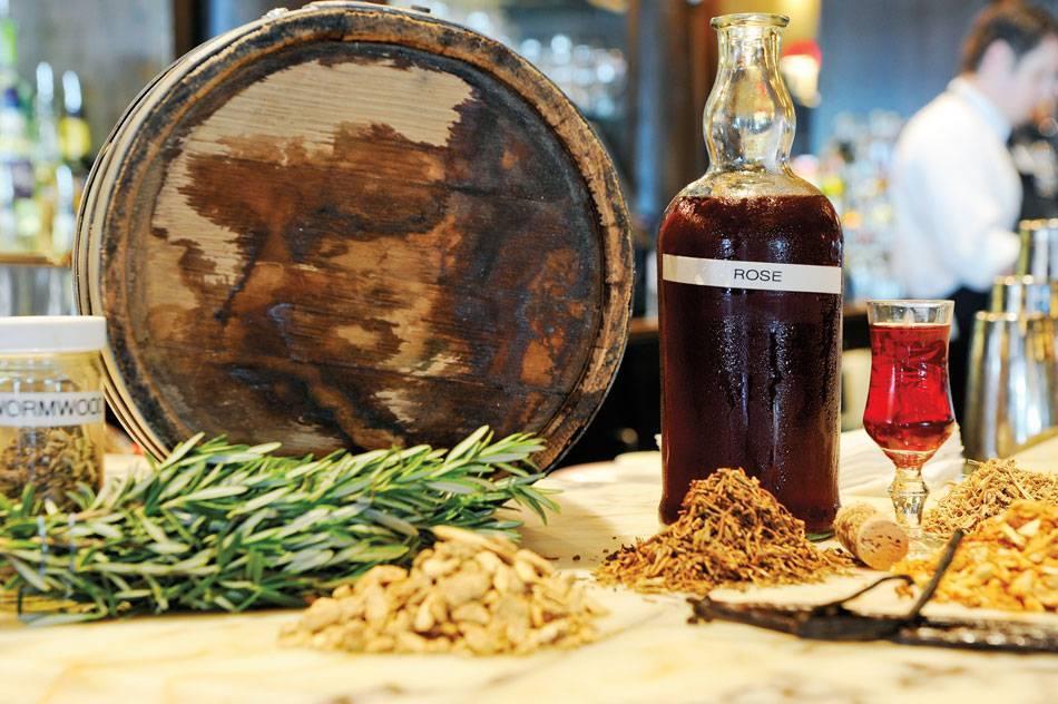 Рецепт приготовления вермута в домашних условиях