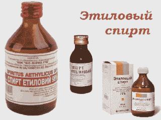 Как производят синтетический спирт