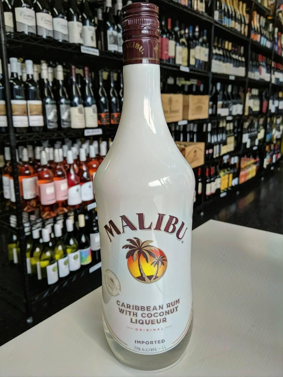 Ликер малибу: с чем пить, как сделать кокосовый напиток