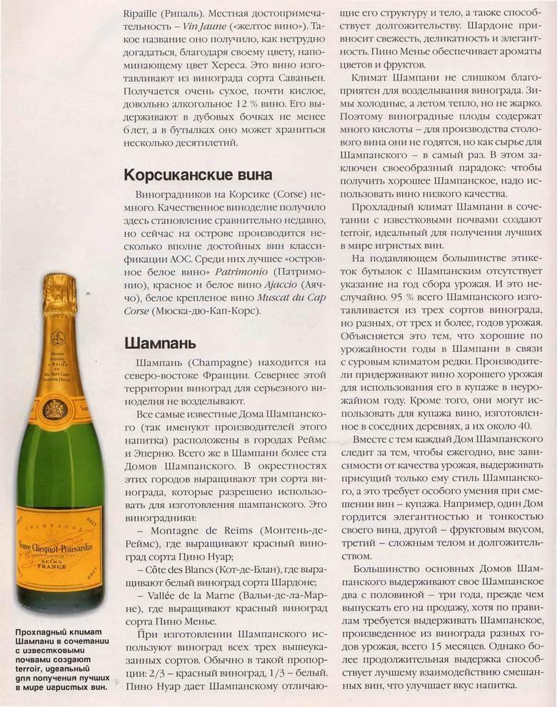 Рецепты домашних вин и настоек