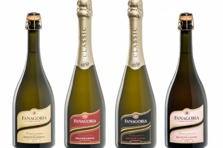 Игристые вина: виды и их характеристики