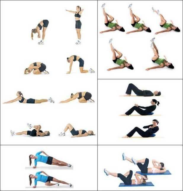 Как убрать живот мужчине за короткий срок: лучшие упражнения и описание диеты