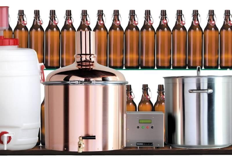 Советы по выбору домашней пивоварни, рейтинг лучших производителей