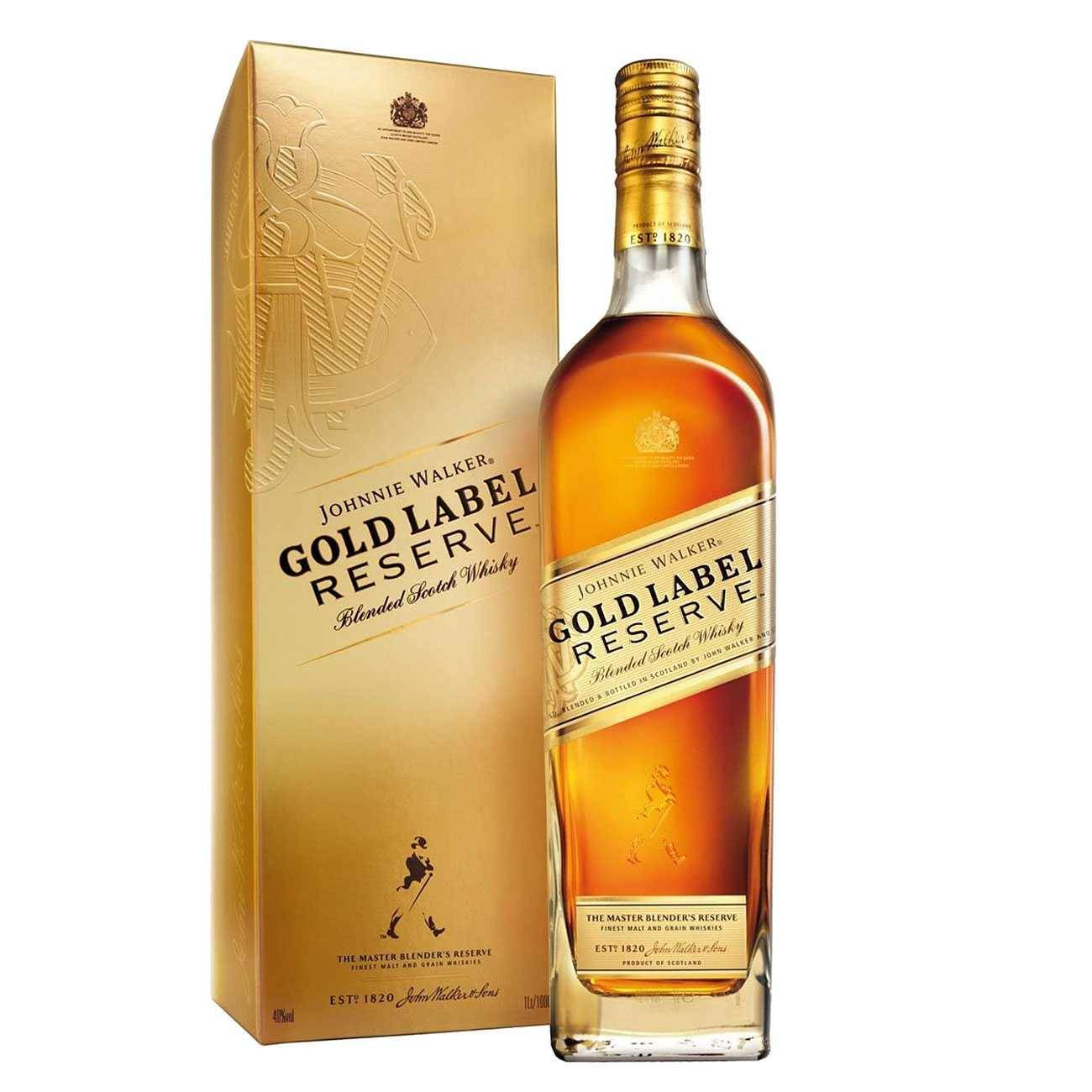 Виски johnnie walker gold label (джонни уокер голд лейбл) и его особенности
