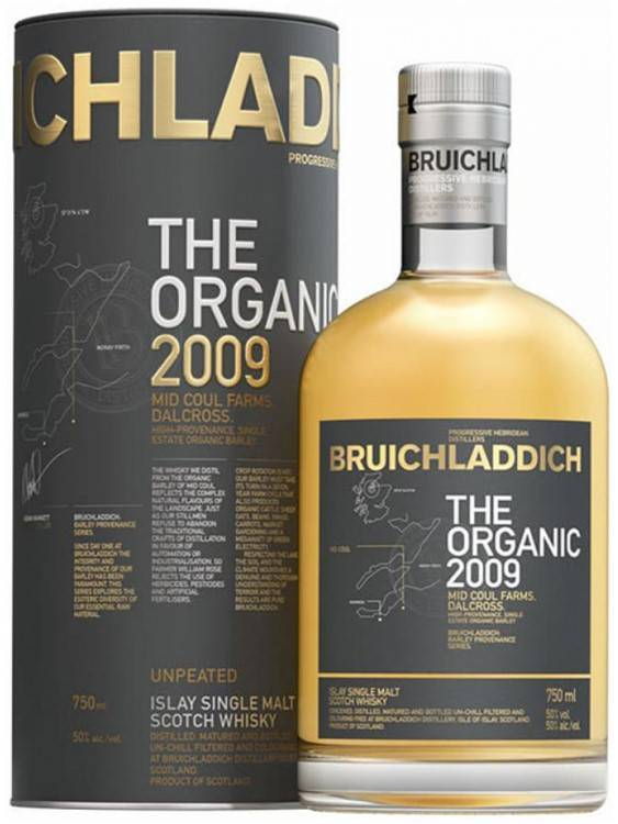Обзор виски Bruichladdich (Бруклади)