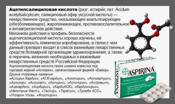 Головная боль цитрамон или аспирин - методмедика