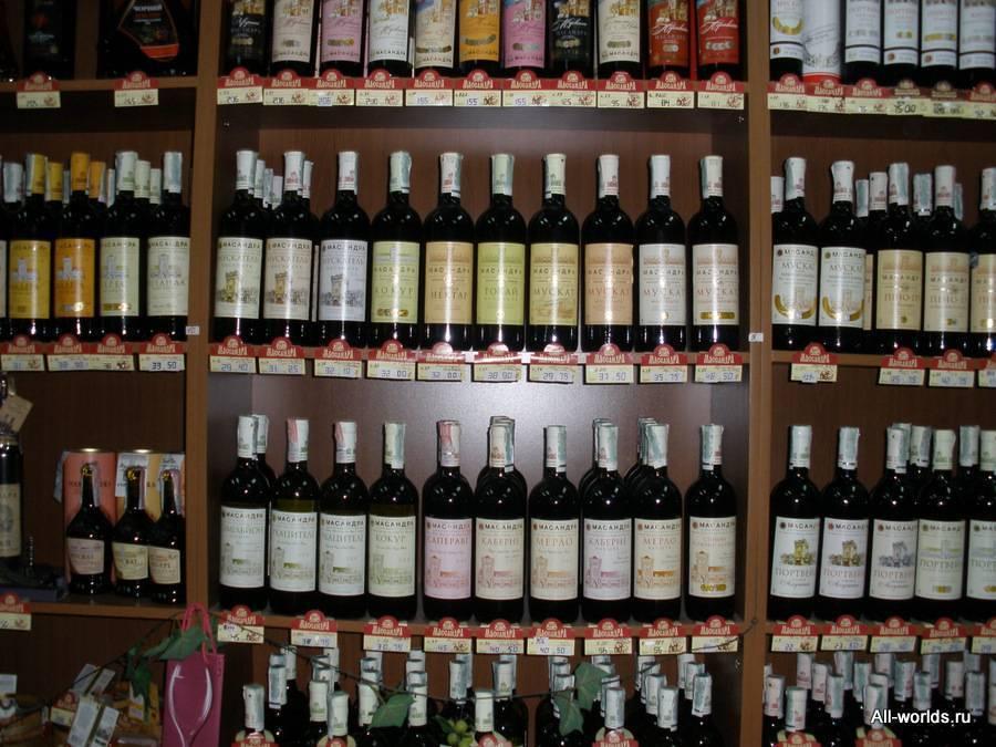 Обзор крымских вин