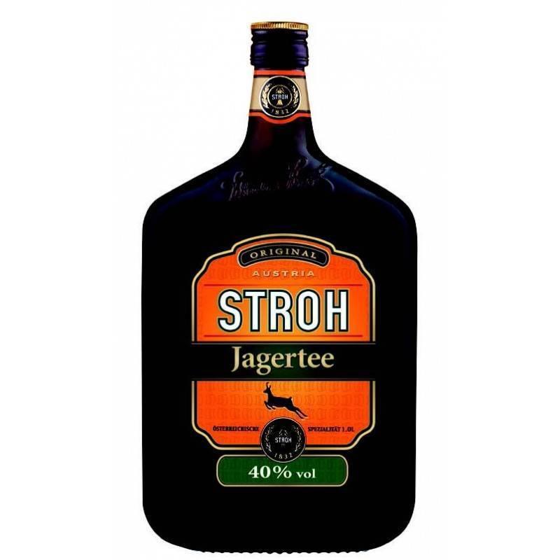 Напиток штро (stroh): понятие, виды, культура пития, коктейли