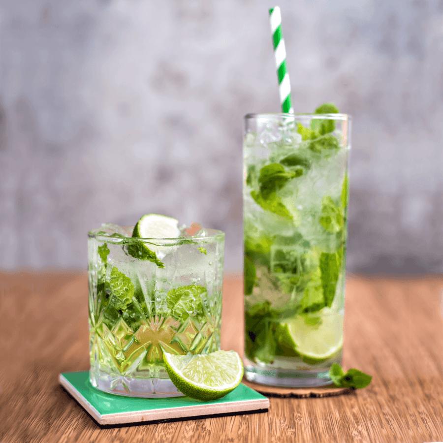 Мохито - безалкогольный рецепт в домашних условиях (фото пошагово)