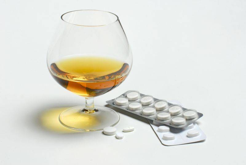 Возможность совмещения препарата Виферон и алкоголя