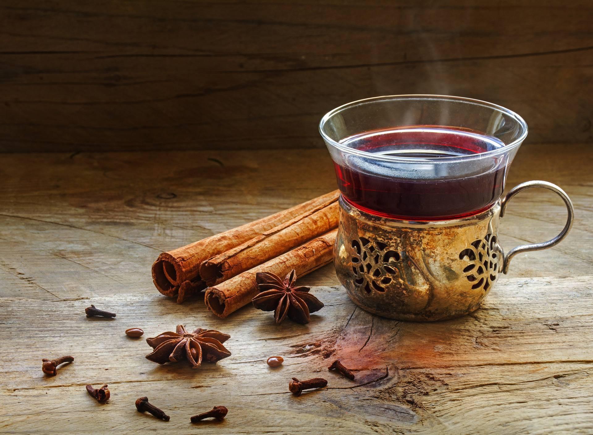 Домашний глинтвейн — вино для согрева души. простой рецепт от простуды своими руками