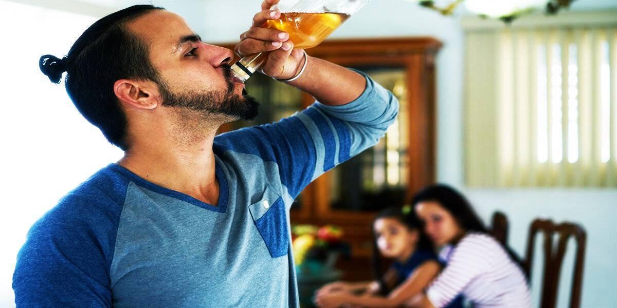 Муж пьет: что делать женщине (советы психологов)