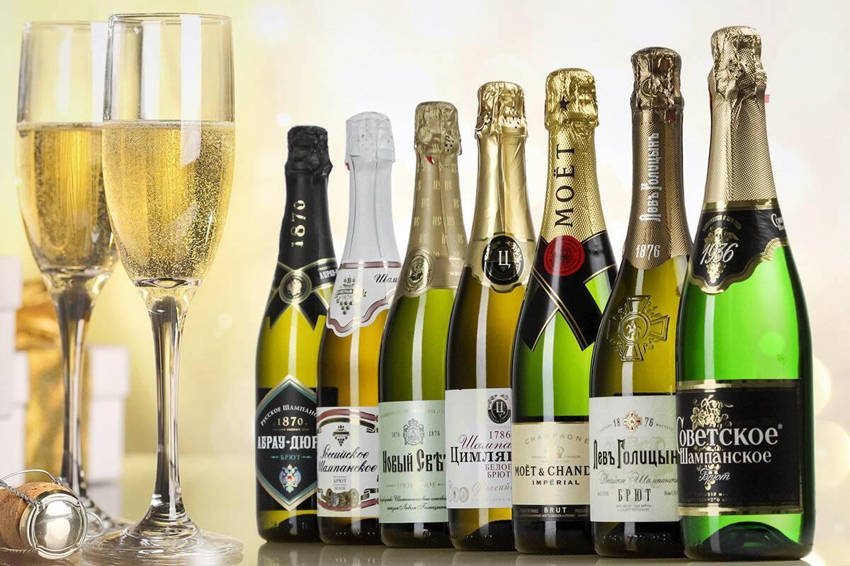 Кто пьет шампанское