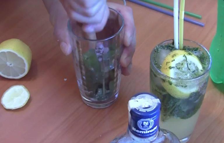 Мохито: рецепт домашний
