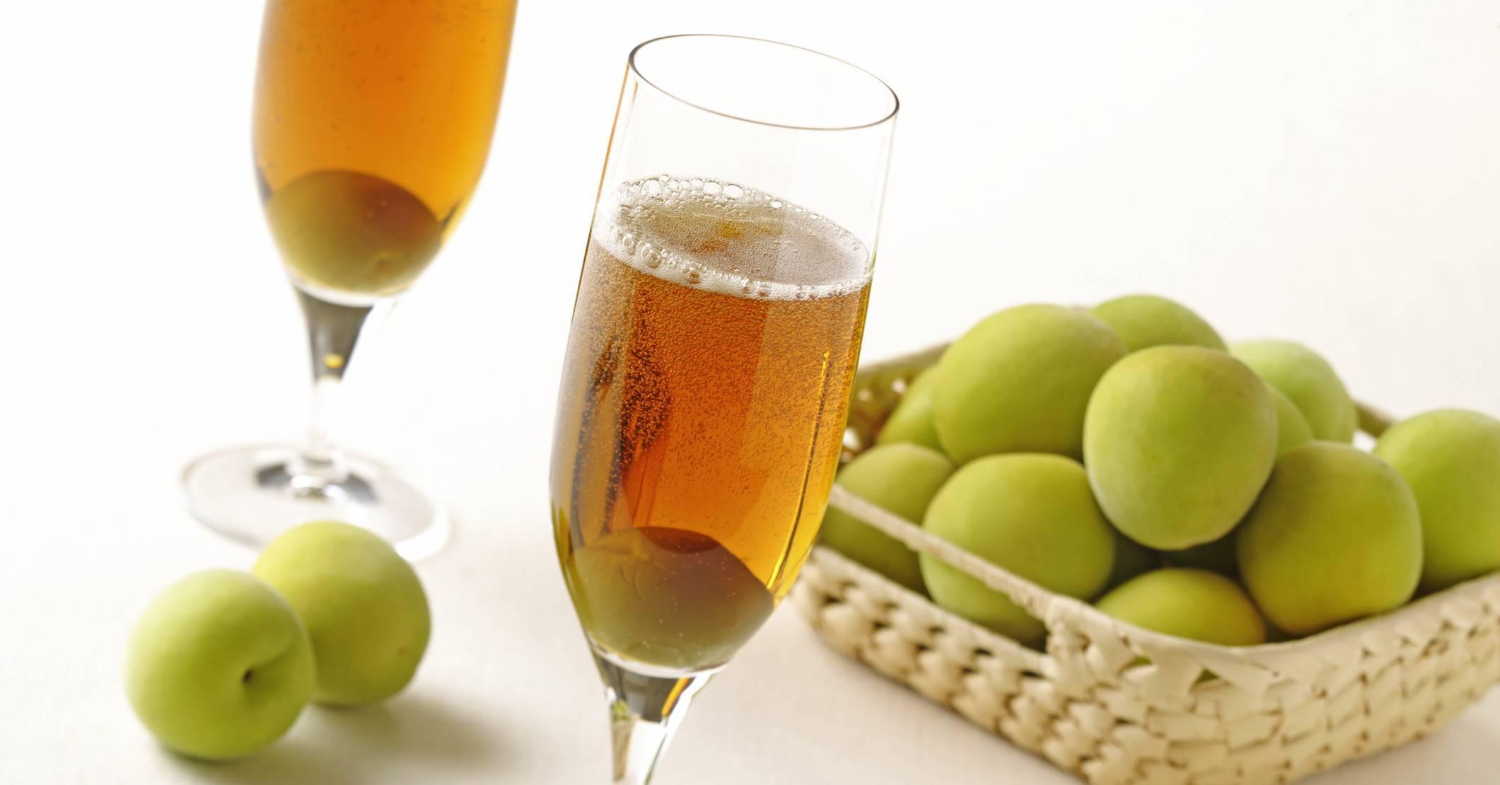 Как сделать вино из алычи в домашних условиях