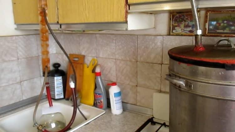 Простой рецепт приготовления хеннесси из самогона в домашних условияхискусство самогоноварения