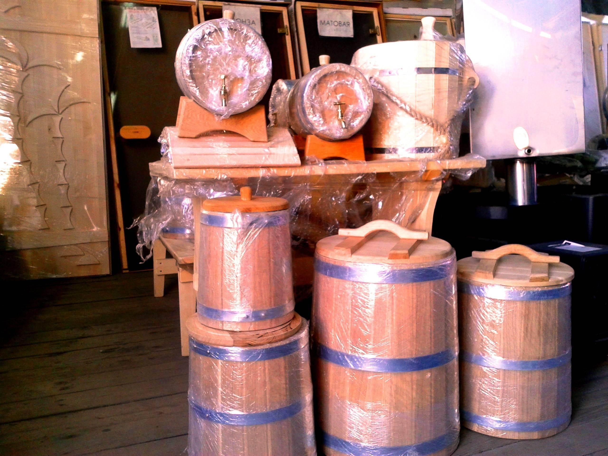 Подготовка и использование дубовой бочки для самогона
