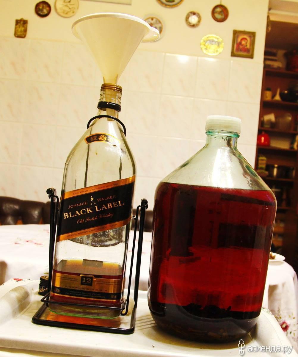 Рецепт приготовления виски в домашних условиях