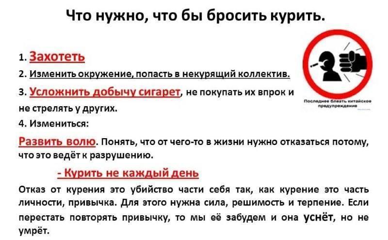 При отказе от курения не могу спать - wikimediconline.ru