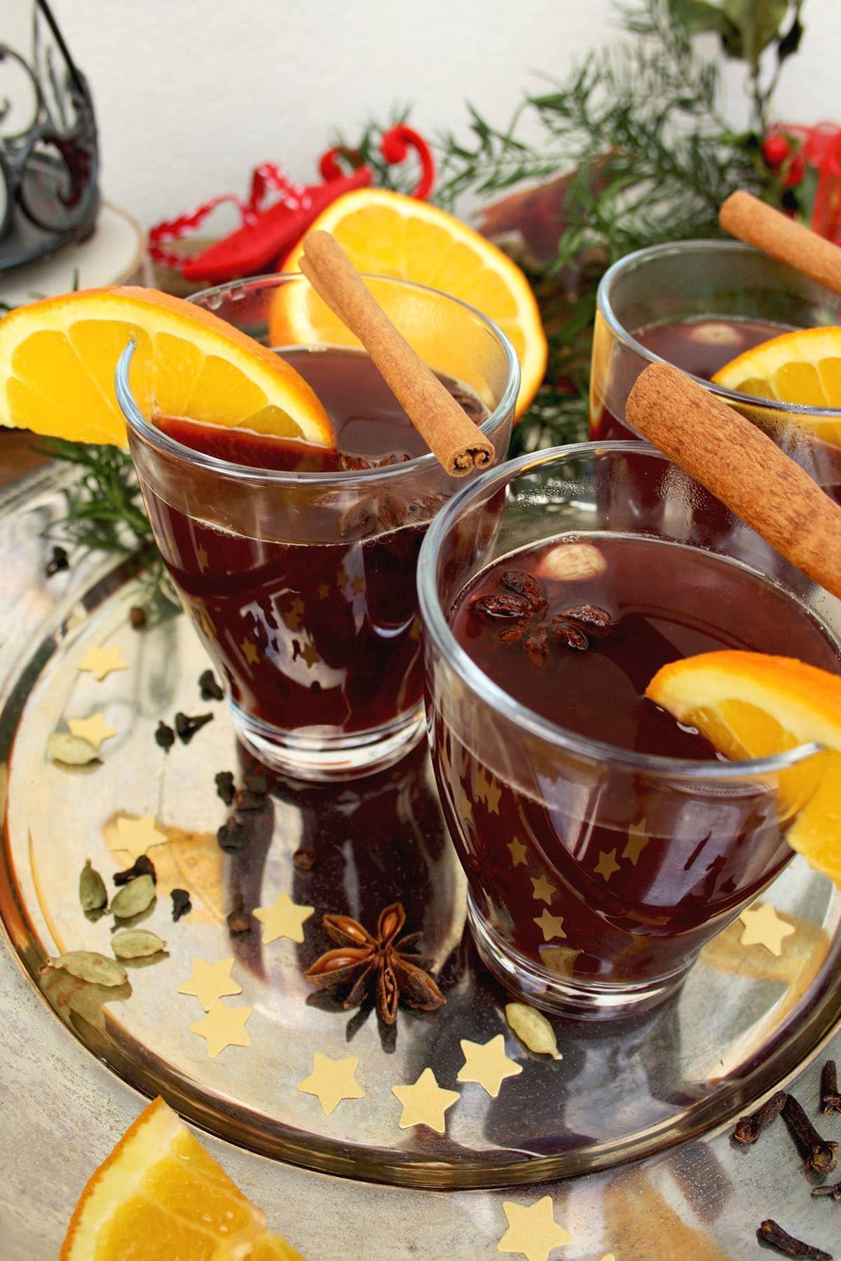 Глинтвейн из белого вина в домашних условиях: 5 классных рецептов