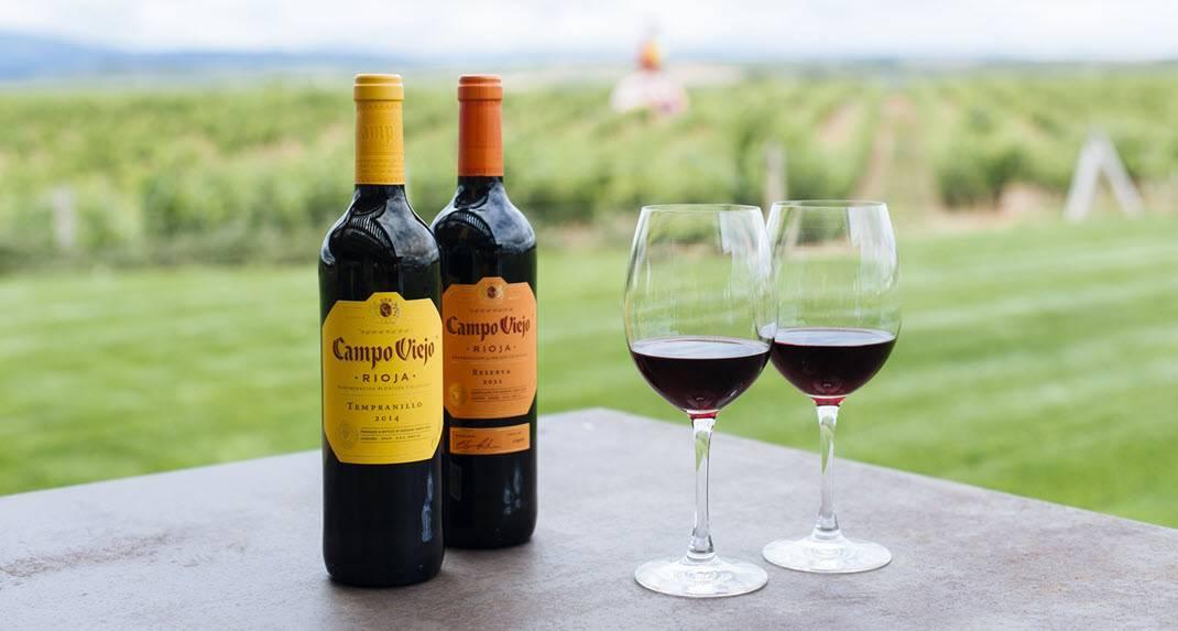 Истинное испанское вино - темпранильо
