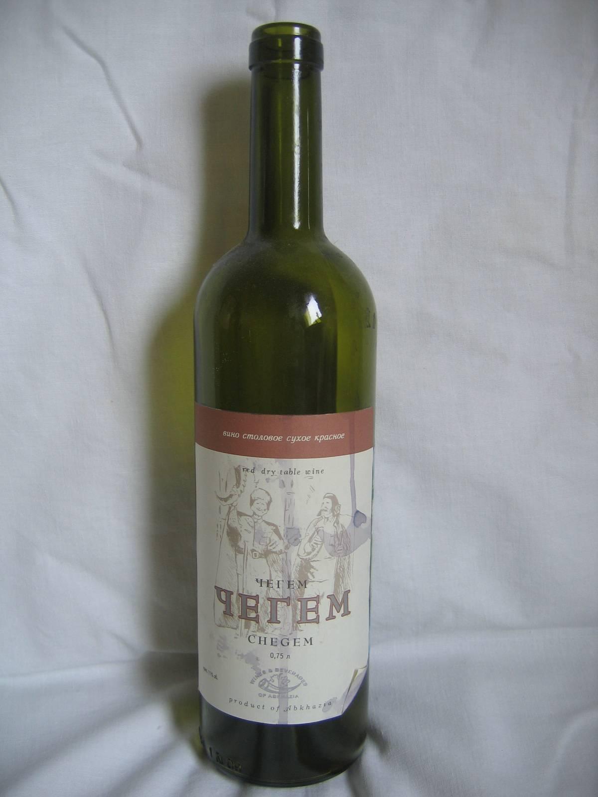 Обзор вина эшера