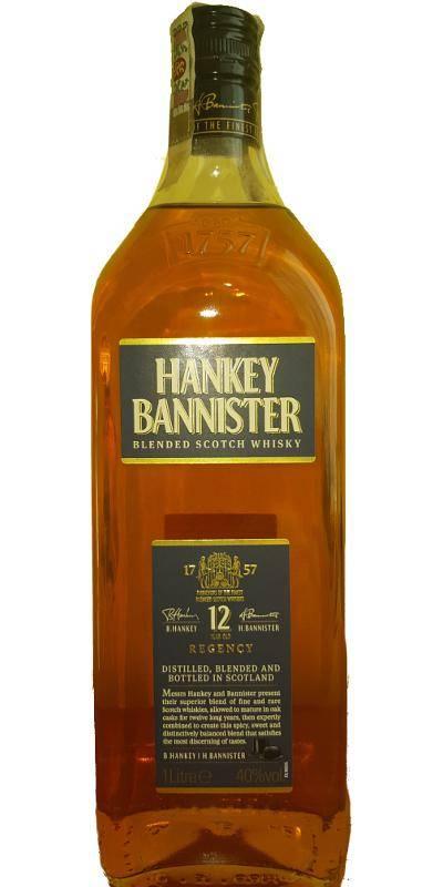 Обзор виски hankey bannister (ханки баннистер)