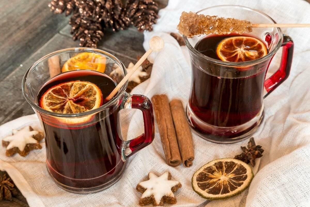 Классический глинтвейн «простуда прочь» – кулинарный рецепт