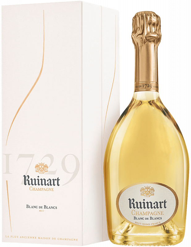 Обзор шампанского ruinart