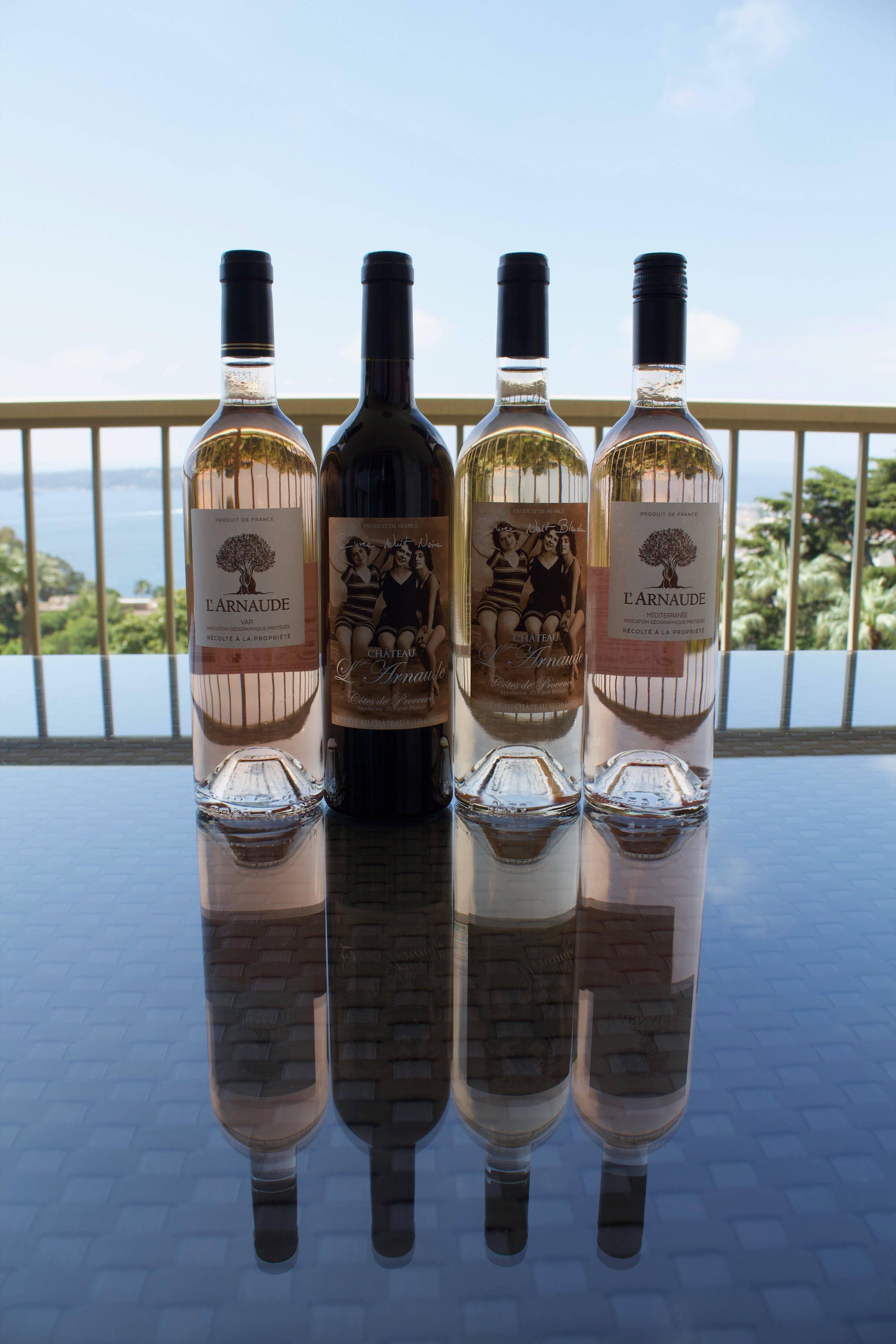 Не только розе: вина прованса