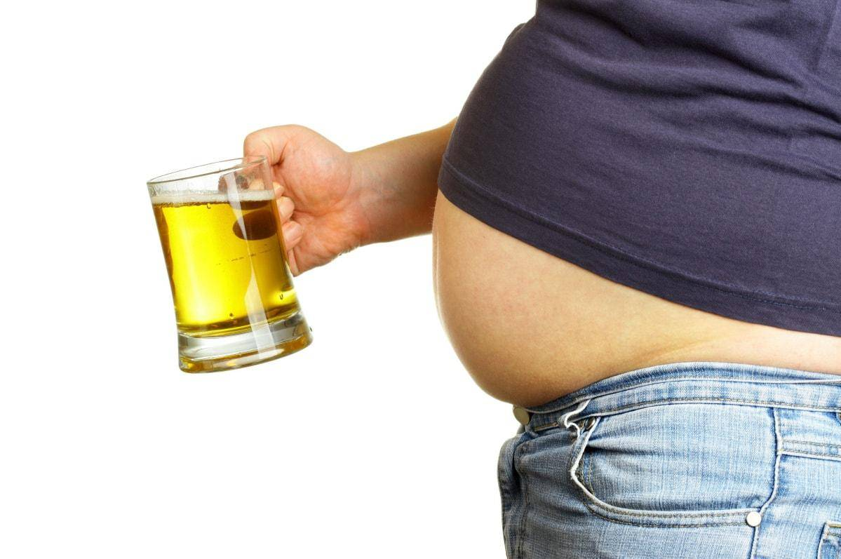 Вред пива на организм мужчины
