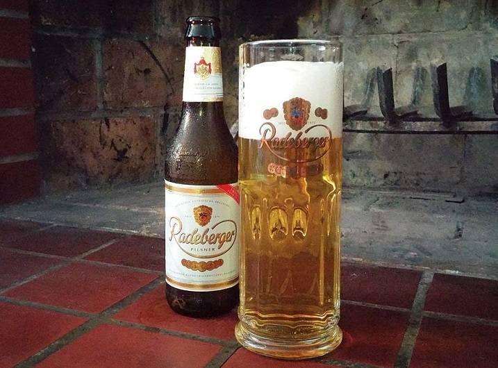 Обзор пива Радебергер