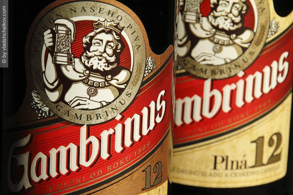 Пиво гамбринус: история и обзор вкусовых качеств
