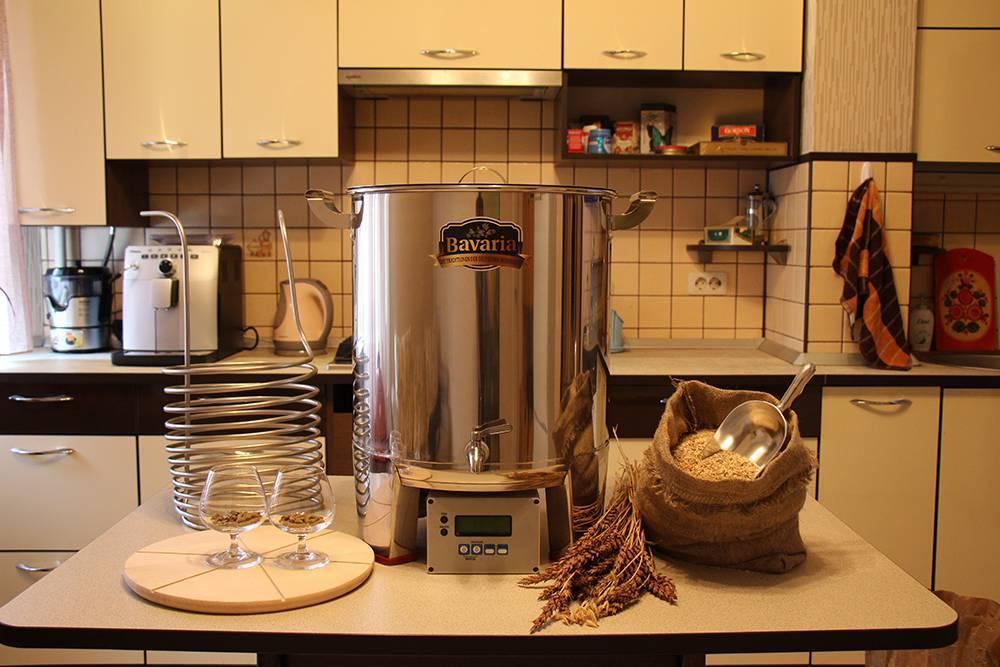 Что выбрать пвк или домашнюю автоматическую пивоварню. пивоваренное оборудование для дома. как приготовить вкусное пиво