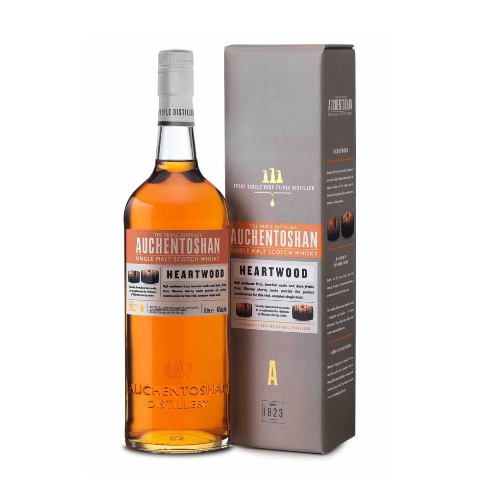 Виски аушентошан (auchentoshan) - качественный ирландский виски