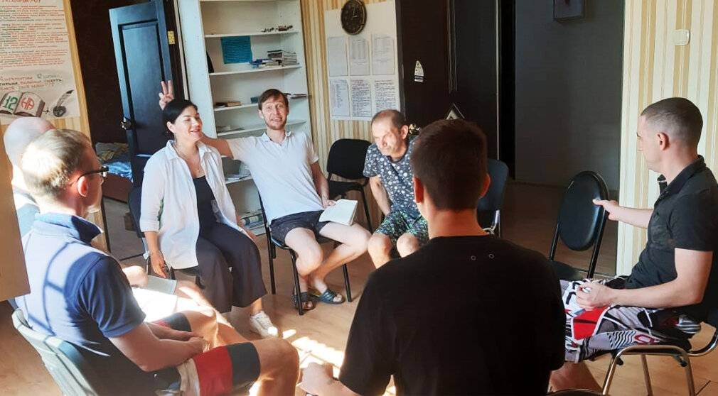 Терапевтические лагеря в крыму, сочи, подмосковье для алко- и наркозависимых | шаг вперед