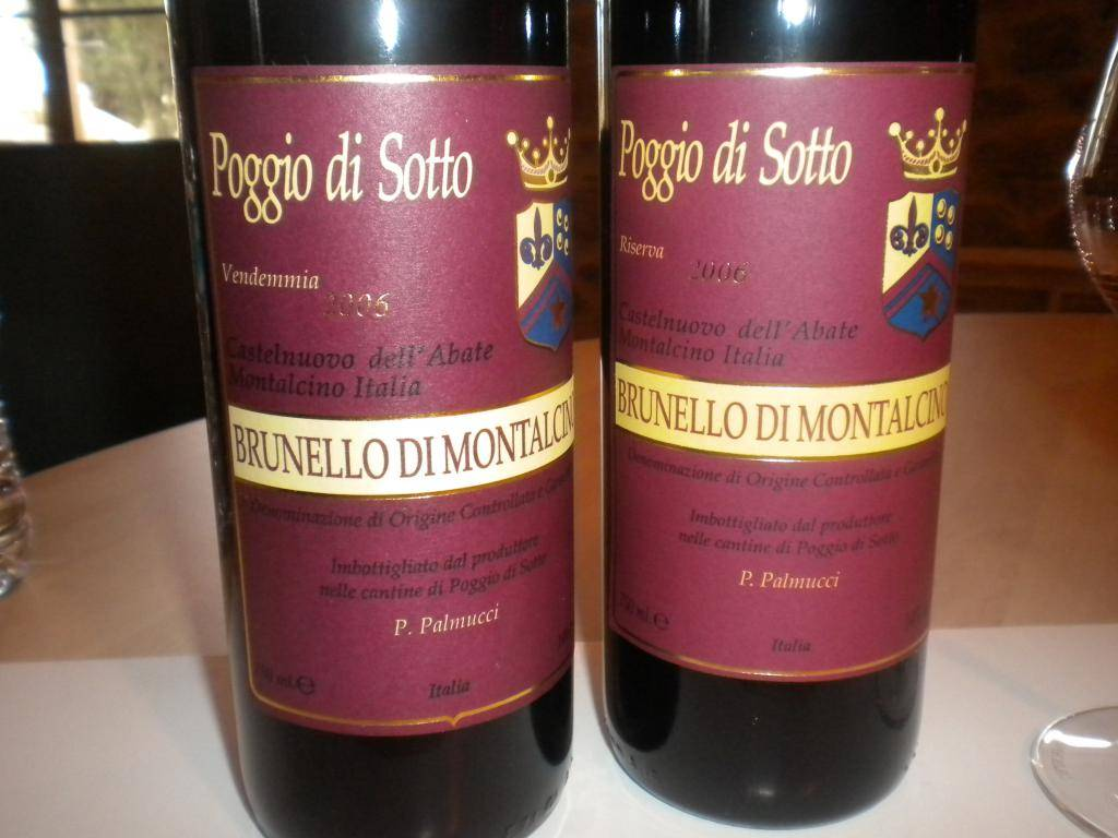 Вино «брунелло ди монтальчино» (brunello di montalcino): описание, особенности и технология производства