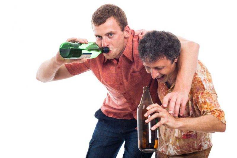 Признаки алкогольного опьянения у взрослых и подростков - клинические, внешние, поведенческие и остаточные