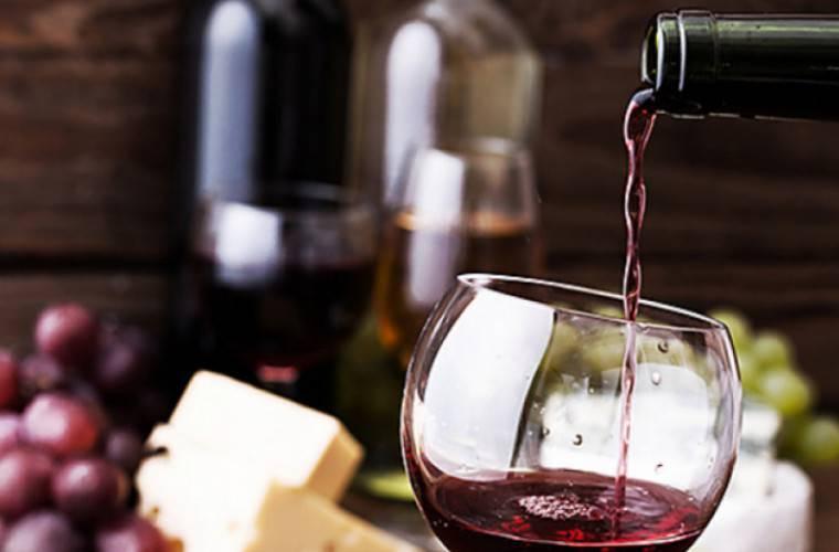 Польза красного вина — полезный.про